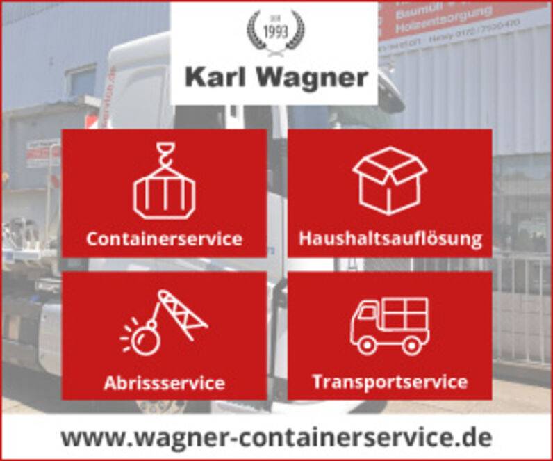 Karls Wagner Container Alternative