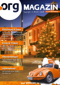 ORG-Magazin Winter 2017/2018