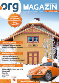 ORG-Magazin Winter 2018