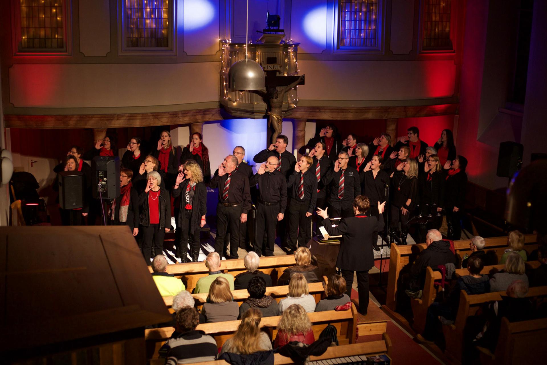 """▷ Die """"Young Voices"""" bereiten sich auf ihre Weihnachtskonzerte vor - Eppingen.org"""
