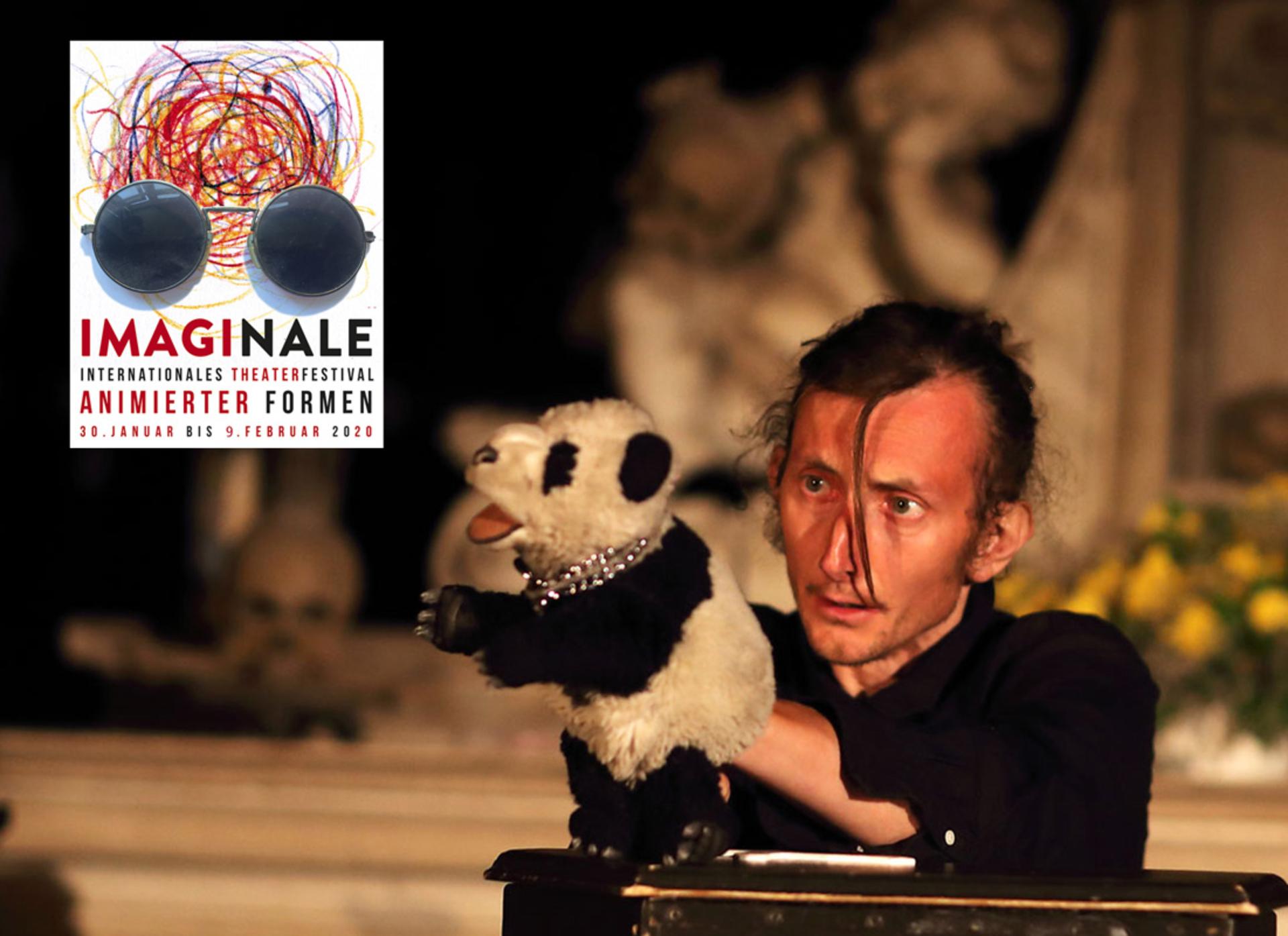 ▷ Doppelprogramm: Josy / Happy Bones - IMAGINALE 2020 - Eppingen.org