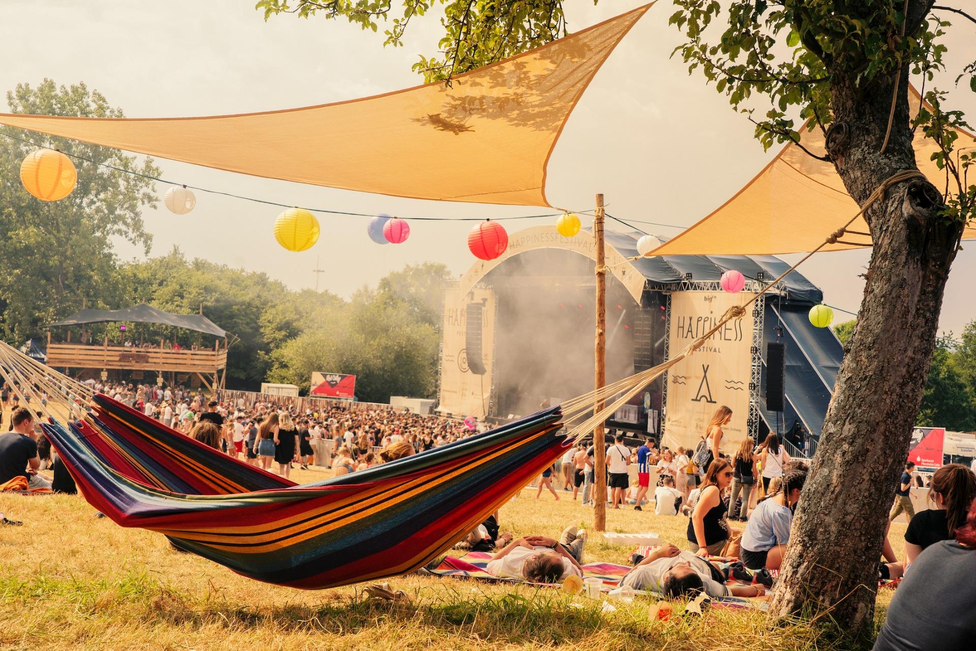 ▷ Erste Bandwelle fürs Happiness Festival steht fest - Eppingen.org
