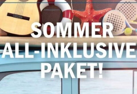 Sommer All-Inklusive-Paket