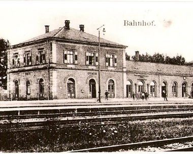 Unsere November-Story: Happy Birthday Bahnhofspassage!
