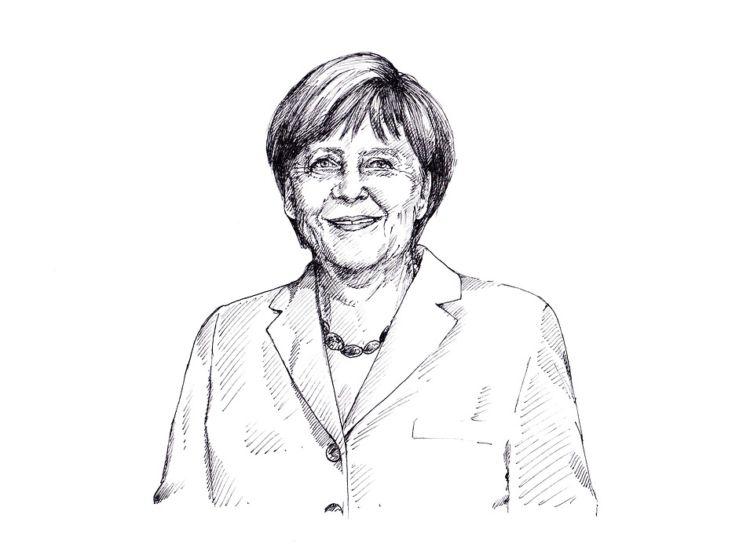 Merkel bei Auftritt in Sachsen massiv beschimpft