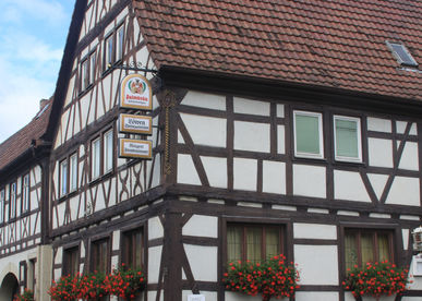Gasthaus mit Tradition
