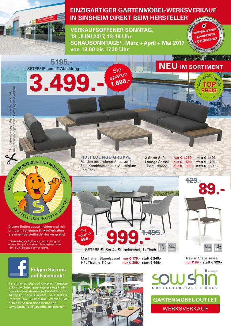 Exklusive Gartenmöbel direkt vom Hersteller! | EPPINGEN.org