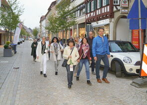 City Dinner Tour Eppingen