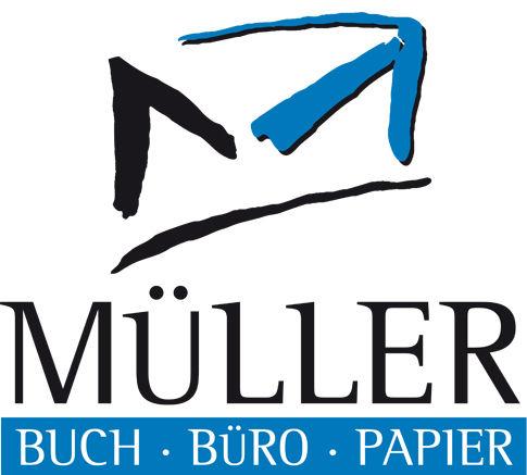 Bürobedarf logo  Müller Buch · Büro · Papier | EPPINGEN.org